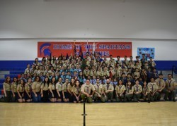 AGBU-AYA Pasadena-Glendale Scouts' Winter Award Ceremony