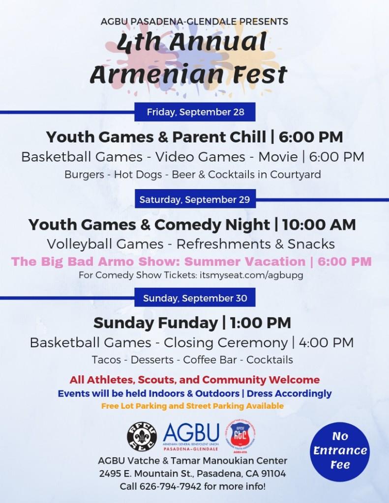 AGBU PG Armenian Fest Flyer Final