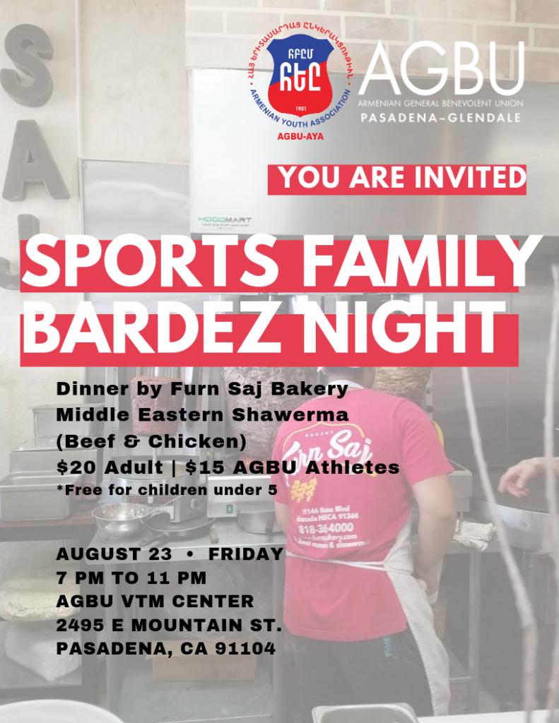 Bardez August 23 Flyer