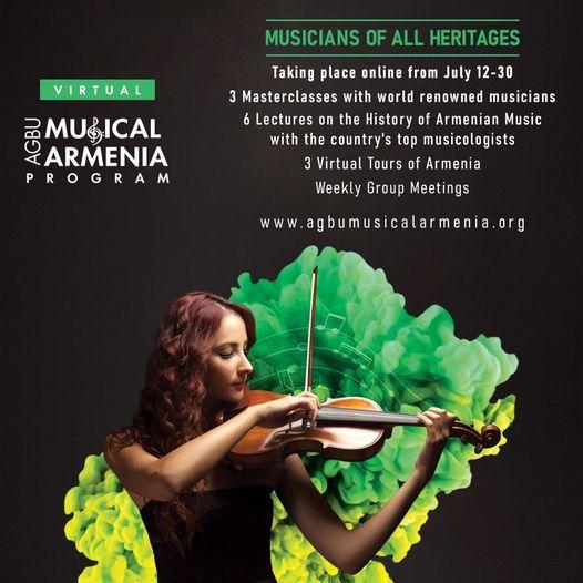 AGBU Musical Armenia